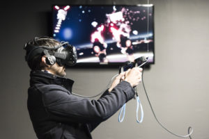 Inauguration du LUDyLAB à Chambretaud en Vendée : Réalité Virtuelle