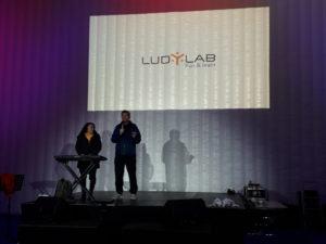 Inauguration du LUDyLAB à Chambretaud en Vendée : répétitions