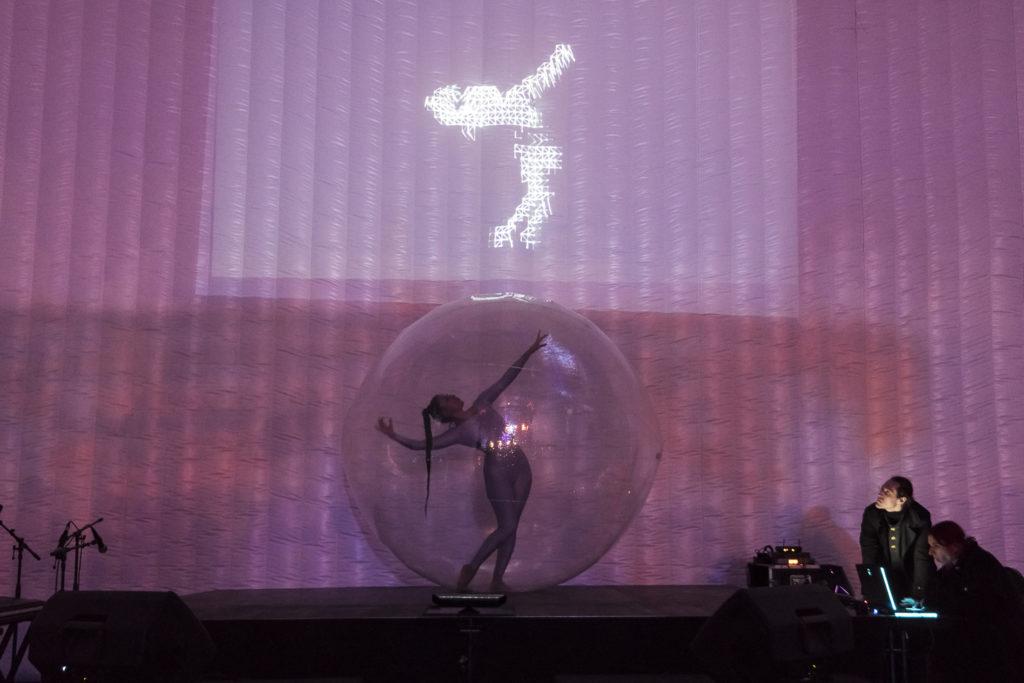 Inauguration du LUDyLAB à Chambretaud en Vendée : Performance artistique et technologique par L:EDigitalab